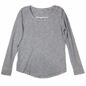 LOFT Striped Shirt
